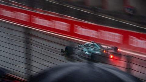 Lance Stroll en Sebastian Vettel blijven bij F1 team Aston Martin