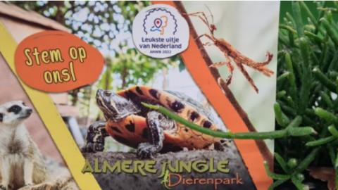 Stem op dierenpark Almere Jungle!