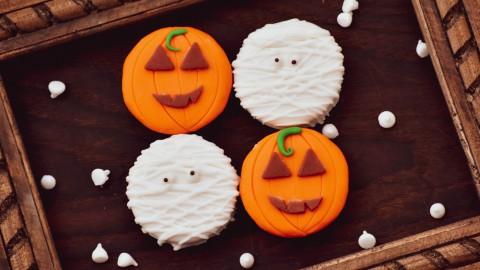 Maak je eigen Halloween Cookies voor tijdens Halloween